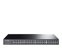 Switch TP-Link 48p TL-SF1048 Rack (48x10/100Mbit)