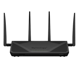 Router Synology RT2600ac (2600Mb/s a/b/g/n/ac, SD, 2xUSB)