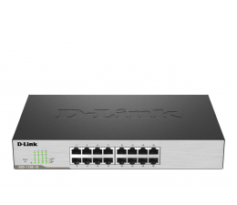 Switch D-Link 16p DGS-1100-16 (16x10/100/1000Mbit)