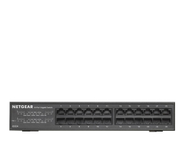 Switch Netgear 24p GS324-100EUS (24x10/100/1000Mbit)
