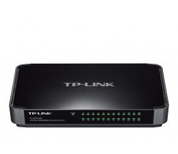 Switch TP-Link 24p TL-SF1024M (24x10/100Mbit)