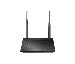 Router ASUS RT-N12vD (300Mb/s b/g/n, 4xSSID, repeater)
