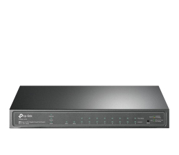 Switch TP-Link 10p T1500G-10PS (8x10/100/1000Mbit 2xSFP, 8xPoE)