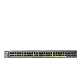 Switch Netgear 50p M4100-50G-POE+ (50x10/100/1000Mbit, 4xSFP)