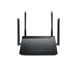 Router ASUS DSL-AC55U (1200Mb/s a/b/g/n/ac Aneks A/B, USB)