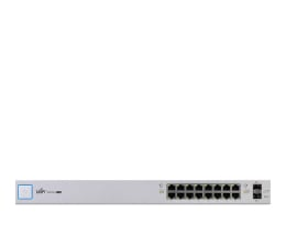 Switch Ubiquiti 18p UniFi US-16-150W (16x100/1000Mbit 2xSFP) PoE+