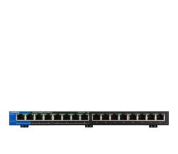 Switch Linksys 16p LGS116P-EU (16x10/100/1000Mbit 8xPoE+)