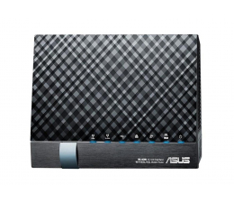 Router ASUS DSL-AC56U (1200Mb/s a/b/g/n/ac Aneks A/B, 2xUSB)
