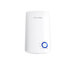 Access Point TP-Link TL-WA850RE LAN (802.11b/g/n 300Mb/s) plug repeater