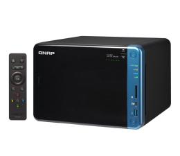 Dysk sieciowy NAS / macierz QNAP TS-653B-4G (6xHDD, 4x1.5-2.3GHz, 4GB, 5xUSB,2xLAN)