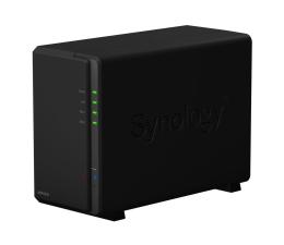Dysk sieciowy NAS / macierz Synology Rejestrator NVR1218 (2xHDD, 2x1GHz, 1GB, HDMI)