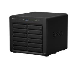 Dysk sieciowy NAS / macierz Synology DS2415+ (12xHDD, 4x2.4GHz, 2GB, 4xUSB, 4xLAN)