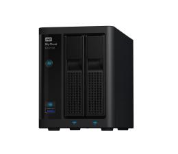 Dysk sieciowy NAS / macierz WD My Cloud EX2100 8TB czarny