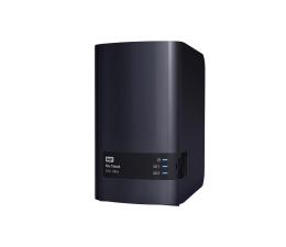 Dysk sieciowy NAS / macierz WD My Cloud EX2 8TB czarny