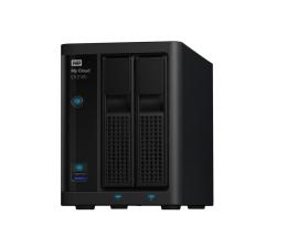 Dysk sieciowy NAS / macierz WD My Cloud EX2100 4TB czarny