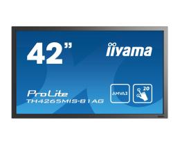 """Monitor LED 32"""" i większy iiyama TH4265MIS LFD dotykowy"""