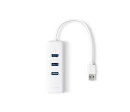 Karta sieciowa TP-Link UE330 (10/100/1000Mbit) Gigabit + HUB 3x USB 3.0