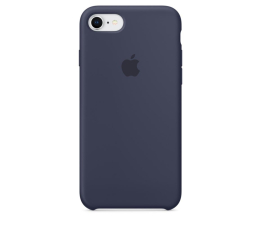 Etui/obudowa na smartfona Apple Silicone Case do iPhone 7/8 Midnight Blue