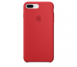 Etui/obudowa na smartfona Apple Silicone Case do iPhone 7/8 Plus (PRODUCT) RED