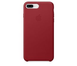 Etui / obudowa na smartfona Apple Leather Case do iPhone 7/8 Plus (PRODUCT) RED