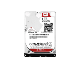 Dysk HDD WD RED 1TB 5400obr. 16MB