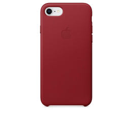 Etui/obudowa na smartfona Apple Leather Case do iPhone 7/8 (PRODUCT) RED