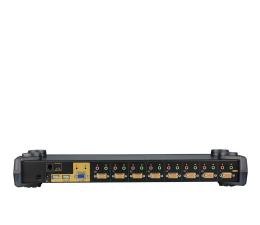 Przełącznik KVM ATEN CS1758Q9-AT-G RACK USB + VGA (8 komputerów)