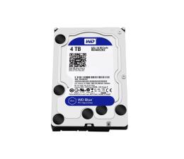 Dysk HDD WD BLUE 4TB 5400obr. 64MB