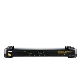 Przełącznik KVM ATEN CS1754Q9-AT-G RACK USB + VGA (4 komputery)