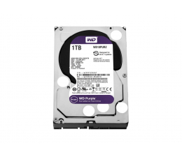 Dysk HDD WD PURPLE 1TB 5400obr. 64MB