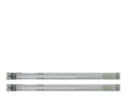 Akcesorium montażowe Synology Rail Kits Sliding (przesuwny zestaw szyn) 1U-3U