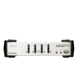 Przełącznik KVM ATEN CS1734B-A7-G USB + VGA (4 komputery)