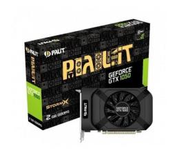 Karta graficzna NVIDIA Palit GeForce GTX 1050 StormX 2GB GDDR5