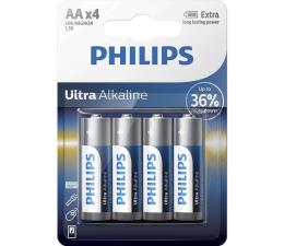 Bateria alkaliczna Philips Ultra Alkaline AA (4szt)