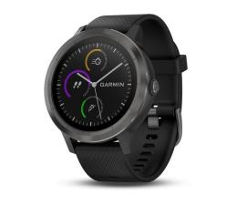 Zegarek sportowy Garmin Vivoactive 3 Ciemnoszary z Czarnym Paskiem