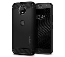Etui/obudowa na smartfona Spigen Rugged Armor do Motorola Moto G5S Black