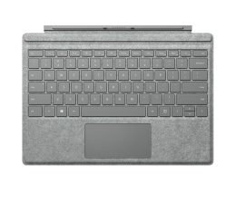 Klawiatura do tabletu Microsoft Signature Type Cover Surface Pro Platynowa