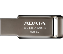 Pendrive (pamięć USB) ADATA 64GB DashDrive UV131 metalowy (USB 3.0)