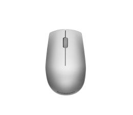 Myszka bezprzewodowa Lenovo 500 Wireless Mouse (srebrny)