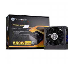 Zasilacz do komputera SilverStone Strider 550W 80 Plus Gold