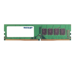 Pamięć RAM DDR4 Patriot 4GB 2400MHz Signature CL17