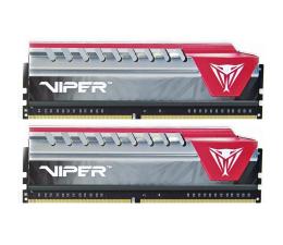 Pamięć RAM DDR4 Patriot 8GB 2800MHz Viper Elite Red CL16 (2x4GB)
