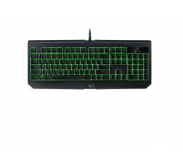 Klawiatura  przewodowa Razer BlackWidow Ultimate Green Switch