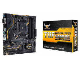 Płyta główna Socket AM4 ASUS TUF B350M-PLUS GAMING