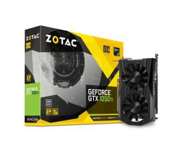 Karta graficzna NVIDIA Zotac GeForce GTX 1050 Ti OC 4GB GDDR5