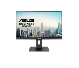 "Monitor LED 27"" ASUS Business BE27AQLB czarny + Uchwyt MiniPC"