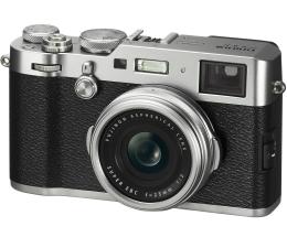 Bezlusterkowiec Fujifilm X100F srebrny