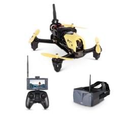 Dron Hubsan H122D X4 Storm FPV + gogle + monitor LCD
