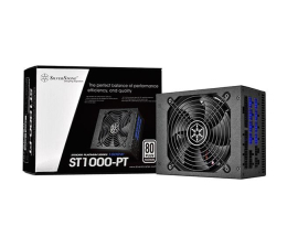 Zasilacz do komputera SilverStone Strider 1000W 80 Plus Platinum