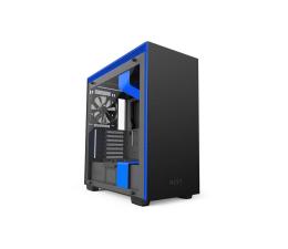 Obudowa do komputera NZXT H700i matowa czarno-niebieska USB 3.1